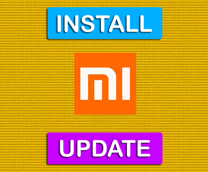 install atau update Handphone Xiaomi
